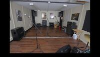 $20 PRO JAM SPACES - Hourly - Monthly