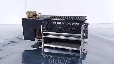 Squirrel Cage Cnc Drive Blower For Heat Sink 8 Wide 3.5 Tall 5 X 1 Outlet