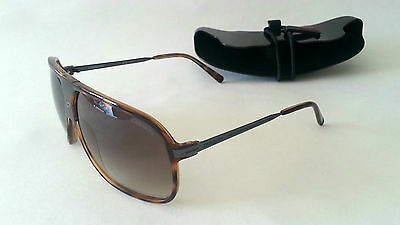 CARRERA LADIES DESIGNER SUNGLASSES - MODEL 54 344 CC - BROWN - CLEARANCE PRICE