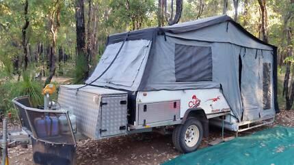 CUB Supamatic Escape Offroad Camper Trailer Baldivis Rockingham Area Preview