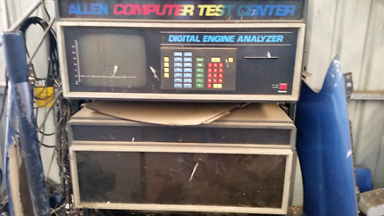 Allen computer car analysis machine $300.00 ono
