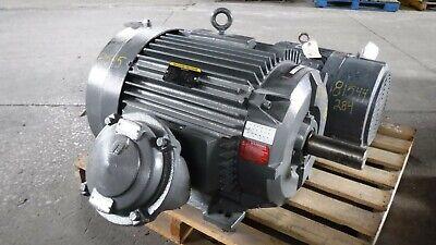 60 Hp Baldorreliance Ac Electric Motor 1800 Rpm Fr.364t Tefc Exp 230460 V