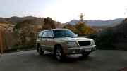 Subaru GT Forester 1998 Isabella Plains Tuggeranong Preview