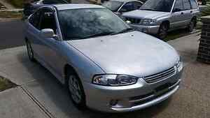 2002 CE MR LANCER COUPE MANUAL 1.8 Mernda Whittlesea Area Preview