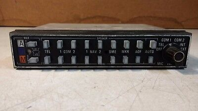 Bendix King KMA24 Audio Panel