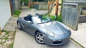 2005 Porsche Boxster*Mint*Low Kms*Manual