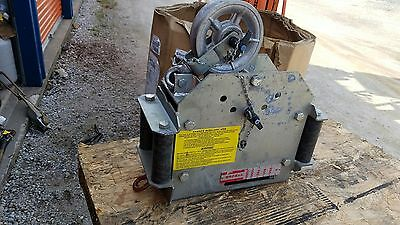 Used Hubbell Chance 3 Phase Boom Lift Adapter/ Load Scale