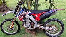 2012 Honda CRF450R Albany Creek Brisbane North East Preview