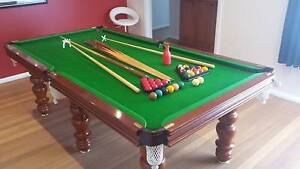 """B&B Pool Table (8""""x4"""") Gladstone Park Hume Area Preview"""