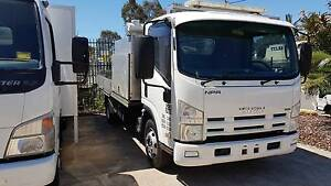 2010 ISUZU NPR 300 MEDIUM DROPSIDE TRAY/SERVICE BODY Noosaville Noosa Area Preview