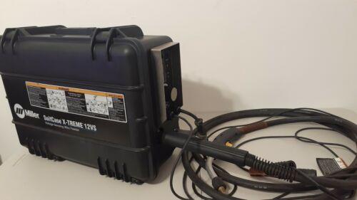 Miller12VS X-Treme CC / CV Suitcase Wire Feeder welder