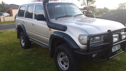 Toyota landcruiser 93 80 series supercharged Cranbourne Casey Area Preview