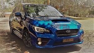 2015 Subaru WRX Premium Sedan Maryland Newcastle Area Preview