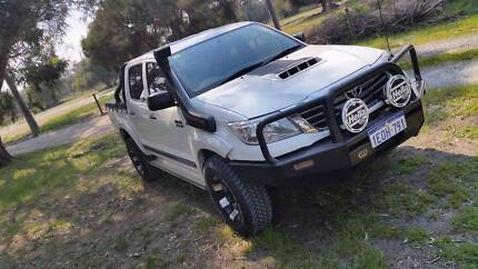 2012 Toyota Hilux Ute Cannington Canning Area Preview