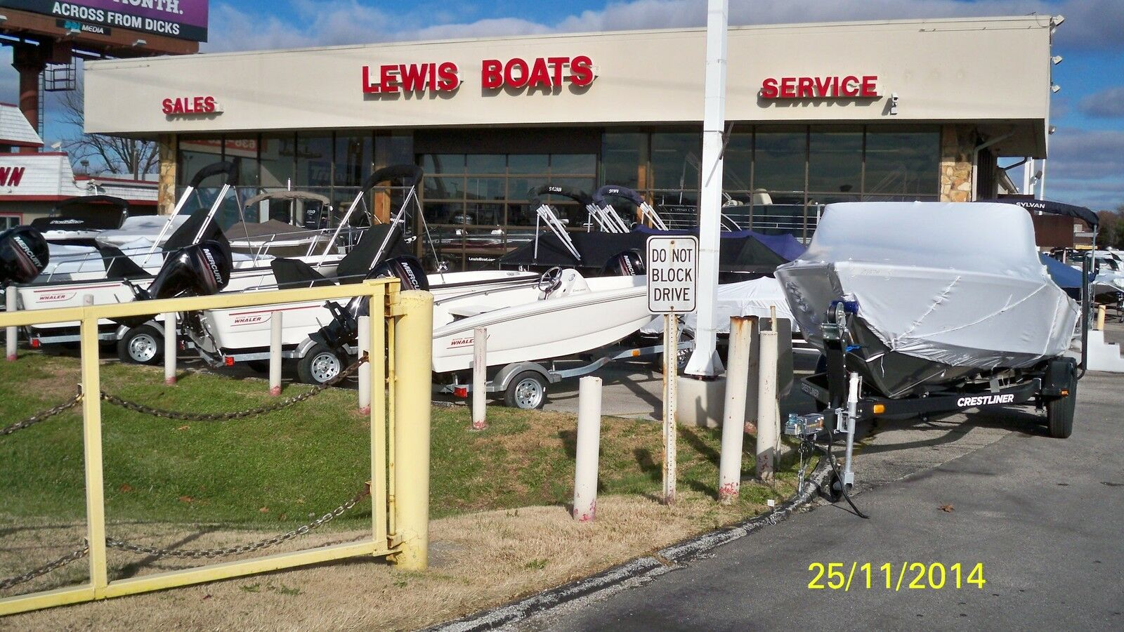 Lewis Boats Parts and Sales