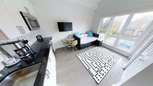 Fully Furnished Studio Suites - The Spire Ottawa