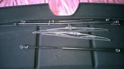 Peugeot 106 / Citroen Saxo Spare REAR Hatch struts Bonnet Strut + Shelf + Plugs