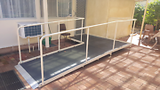 Disability Ramp - Wheelchair Ramp + Hand Rails stainless steel North Perth Vincent Area Preview