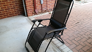 Reclining lounge chairs Redcliffe Belmont Area Preview