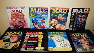 MAD MAGAZINE COLLECTION Green Valley Liverpool Area Preview