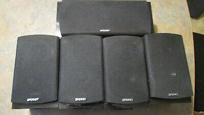 Energy  Take Classic 5.1  Home Theater System Surround Sound Speakers (NO Sub)