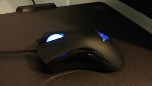 Razer Death Adder Mouse, excellent condition. Joondalup Joondalup Area Preview