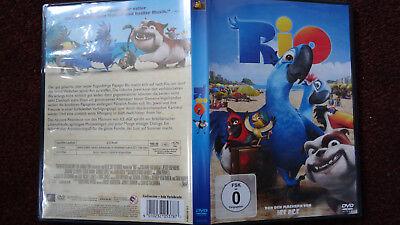 Rio (2011) DVD, von den Machern von Ice Age