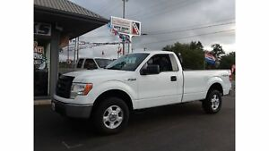 2012 Ford F-150 XLT  $132 Bi-weekly.  Ready to go to work!!