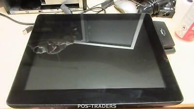 CIELO MON-CLO-115-001 USB 4:3 Multi-touch display P-CAP Touch MSR VGA Black