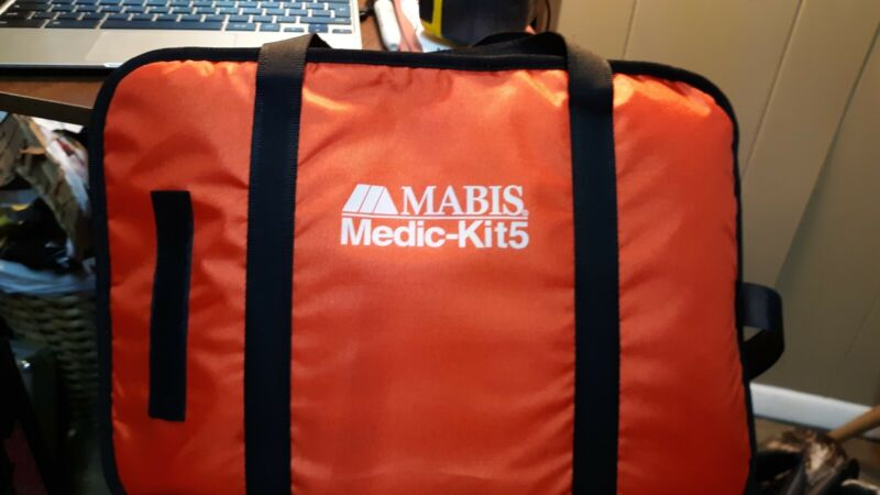 Mabis Medic-Kit5 Orange NEW
