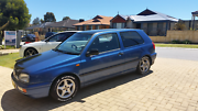 Vw golf 1995 Clarkson Wanneroo Area Preview
