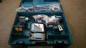 Makita 2 piece brushless combo kit Derrimut Brimbank Area Preview