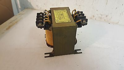 Mitsubishi Transformer, # BT-4523, 50 VA, 1 PH, PRI. 180 to 220V, Used, WARRANTY