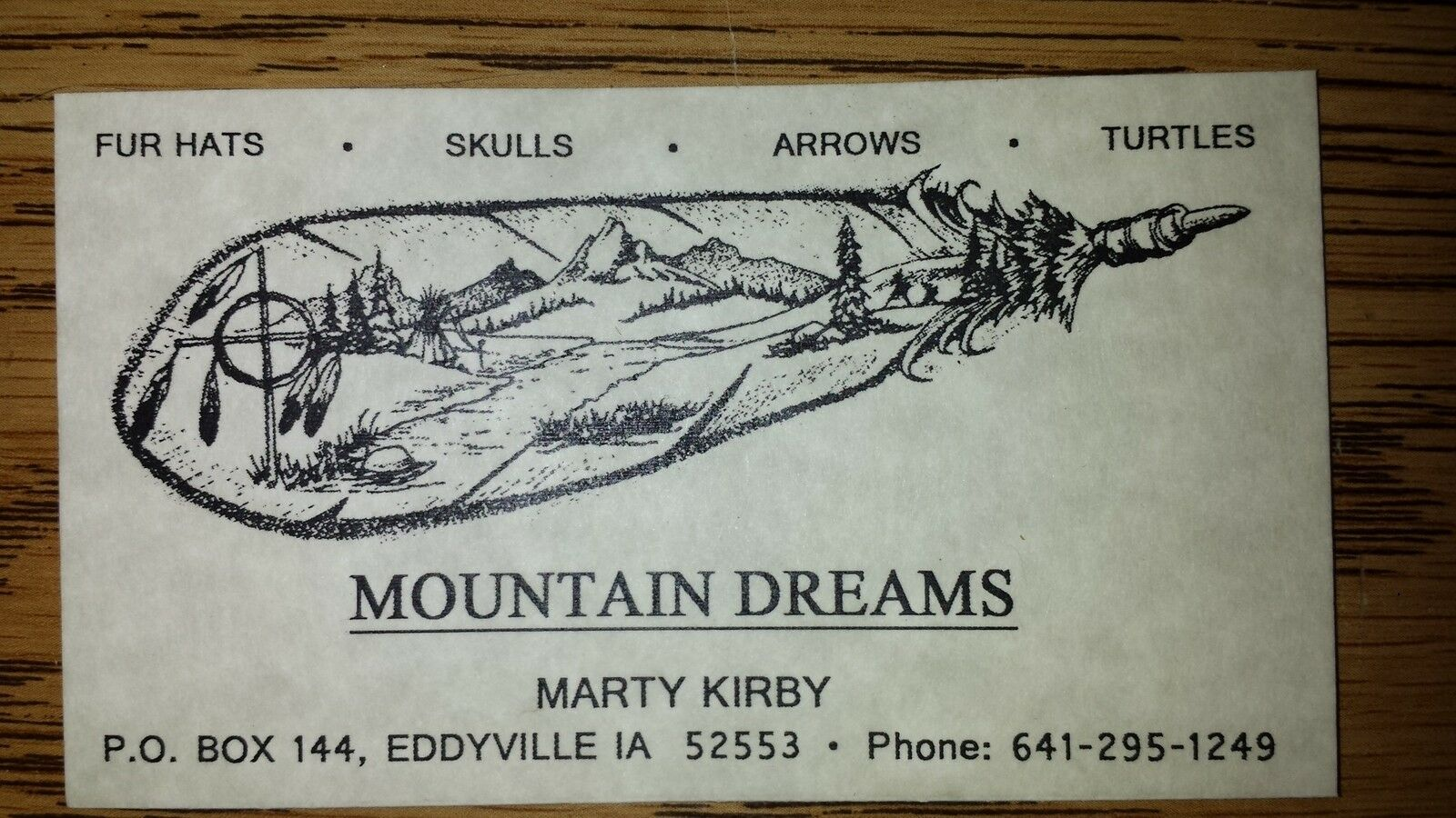Mountain Dreams Trading Post
