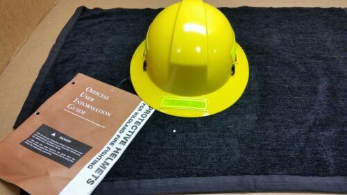 Brand New Morning Pride Wildland Firefighter Protective Helmet Certified Fireman