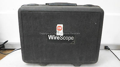Agilent Wirescope 350 Dualremote 350 W Ac Adapter Case - No Batteries