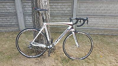 2011 Orbea Orca Road Bike Size 57cm Color White