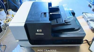 HP Scanjet Flow N9120 Flatbed Scanner USB 600 dpi 37KG - 0 SCANS / COUNTER RESET