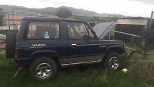1987 gen 1 pajero wrecking Royalla Queanbeyan Area Preview