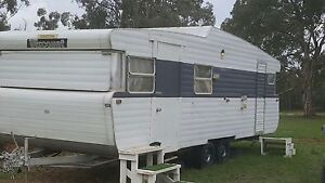 25 foot Caravan Muswellbrook Muswellbrook Area Preview