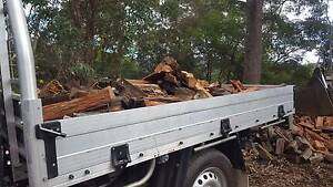 Longburn Firewood. Delivered and Stacked $150 +free kindling Bag Everton Hills Brisbane North West Preview