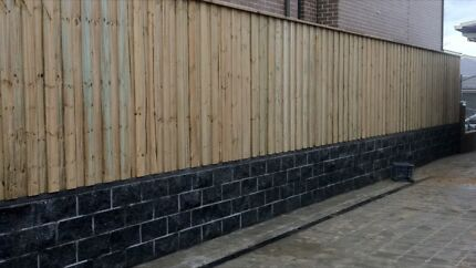 New Timber or Colour bond Fences, and chain wire, call