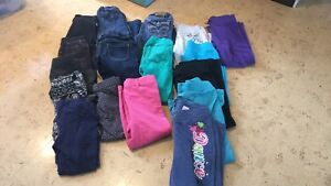 Size 5T girl's lot of clothes