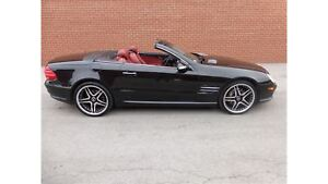 2003 Mercedes-Benz SL-Class SL500 -- A.M.G SPORTS PKG