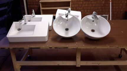 Basins and mixers for sale Dandenong Greater Dandenong Preview
