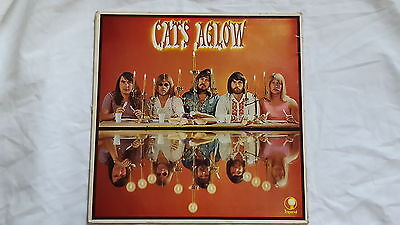 The Cats Aglow Vinyl LP - 1,00 €