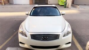 Infiniti G37s coupe low km !!!