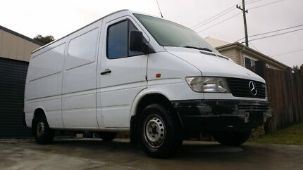 Mercedez Benz Sprinter! $1700! CHEAP! Newcastle 2300 Newcastle Area Preview