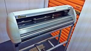Vinyl Plotter & Cutter + Materials + Laptop = Your Own Business! Thebarton West Torrens Area Preview