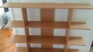 Shelving, storage unit, bookcase. Dundas Parramatta Area Preview